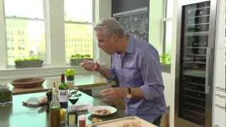 Eric Ripert cooks Anthony Bourdain inspired Octopus Recipe [Pulpo A La Gallega - How--To]