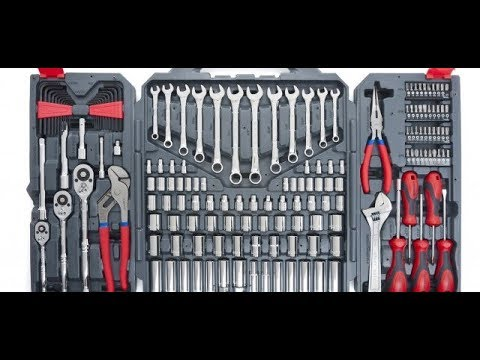 How to use car repair tool kit