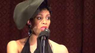 DaBossElla aka D. Ella scatting Basin Street Blues Satchmo