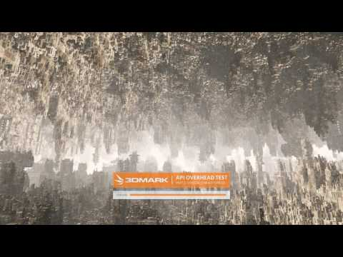 Futurmark 3dmark - API Overhead (DX11 vs DX12 vs Vulkan) GTX1080