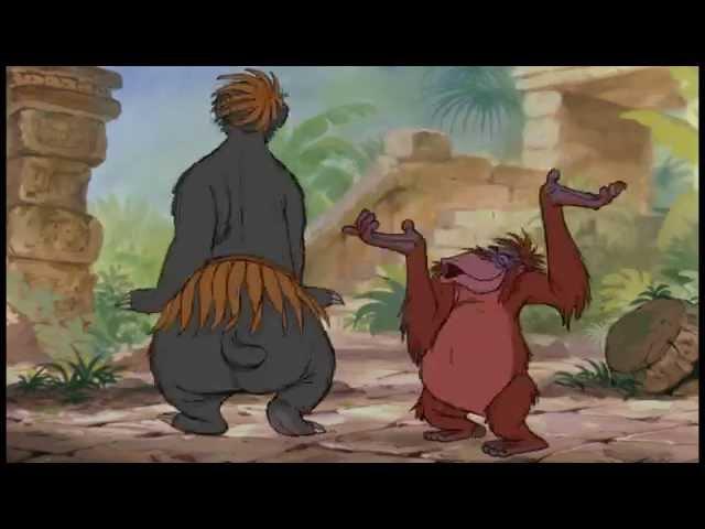 Jungle Boek | Liedje: Ik Ben Net Als Jij | Disney BE
