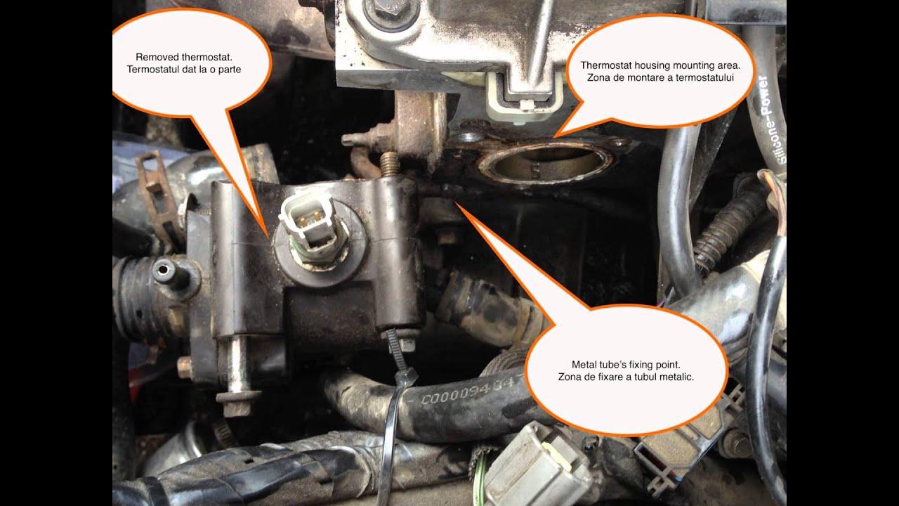ford mondeo mk2 pcv valve removal ford contour pcv valve removal [ 1280 x 720 Pixel ]