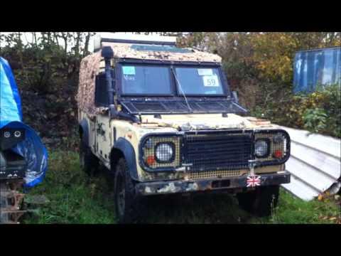 Snatch Land Rover 26KK46