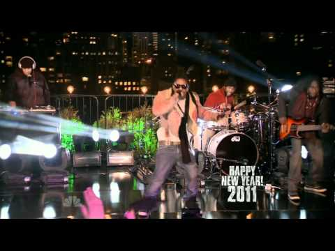 [NBC] 2011 New Year's Ball Dropping in NYC - Incl. Lil' Wayne Performance ~ 1080p HD