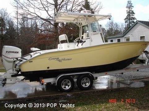 [SOLD] Used 2006 Cape Horn 24 Off Shore in Dennisville, New Jersey