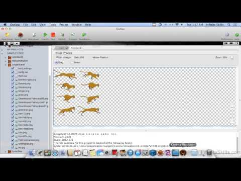 Mobile Game Development With Corona SDK | Introduction To Animated Sprites