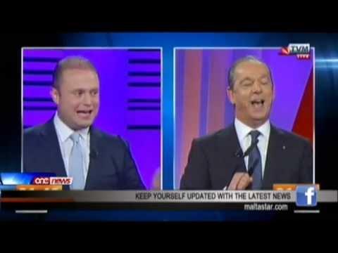 Lawrence Gonzi qed jiġġamja lill-wieħed mill-pilastri tal-ekonomija - Joseph Muscat