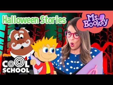 🎃THE FULL SPOOKY STORY OF JACK O LANTERN!🎃 Halloween Stories for Kids   Ms. Booksy Bedtime Stories