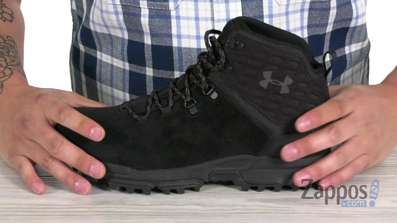 24d7da00a5d Under Armour UA Brower Mid Waterproof SKU: 9062019