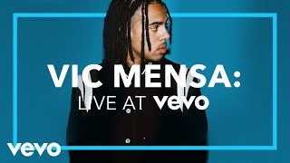 Vic Mensa - We Could Be Free (Live at Vevo)