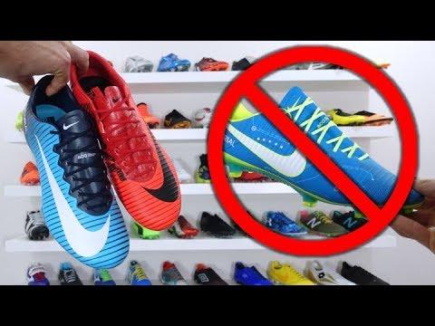 1291d1028cc NEYMAR S NEW CLEATS! - Nike Mercurial Vapor 11 (Fire   Ice Pack) - Review +  On Feet