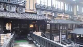 山崎まゆみ【熊本県 黒川温泉⑨ 新明館】