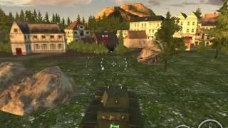 Обзор игры World of steel tank force