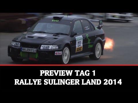 Vorschau: Rallye Sulinger