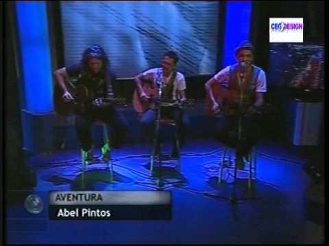 AVENTURA  ABEL PINTOS unplugged