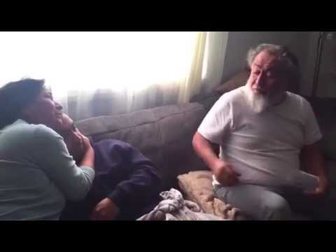 Son tells his parents he has paid off their house mortgage - Very touching