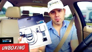 Unboxing GOPRO SUCTION CUP Mount - Road Test & FULL Review - Gadget Reviews