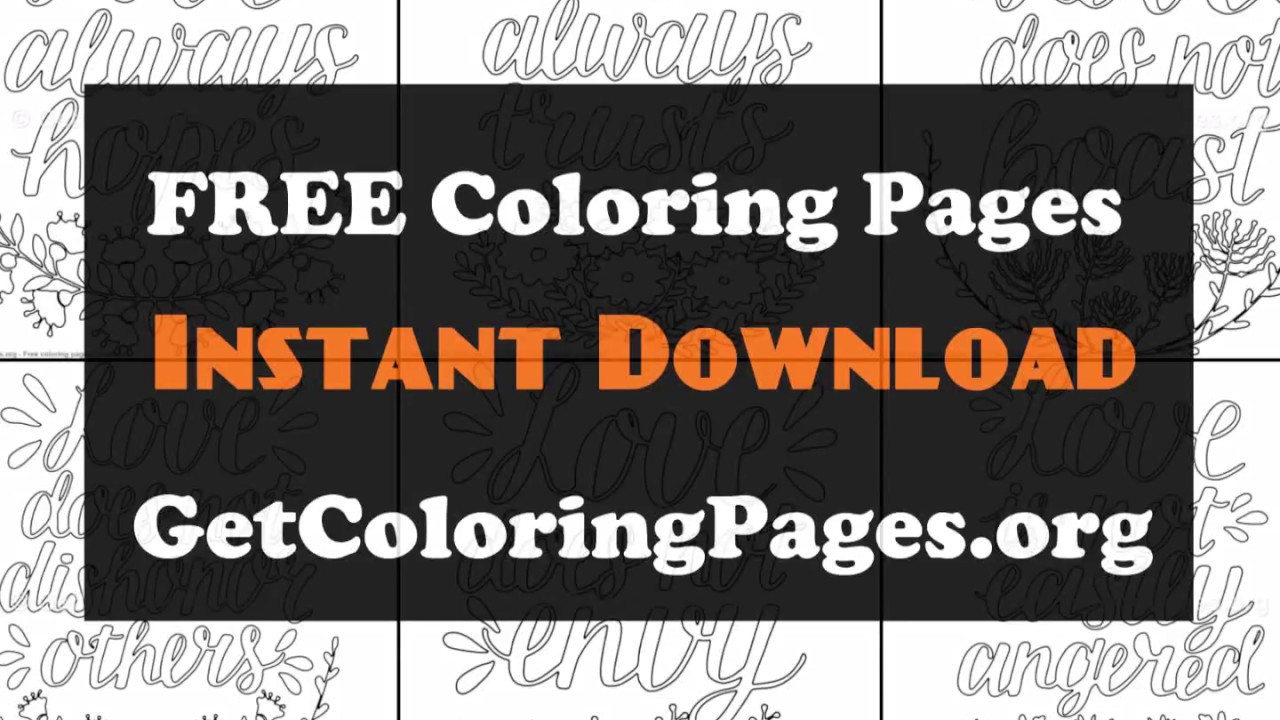 I Love You Quotes Coloring Pages