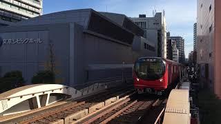 【まるのうちせん】東京メトロ丸ノ内線 2000系@後楽園駅