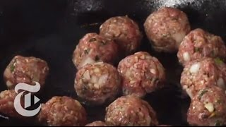 Lamb Meatballs - Mark Bittman   The New York Times