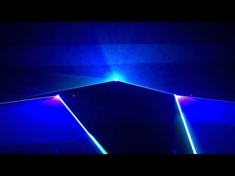 [Beamshow] Blaze, Tuxe, Ozzwald - Changeling (DJ Twitch remix)