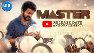 Master - Release Date Announcement ! #MasteronYouTube