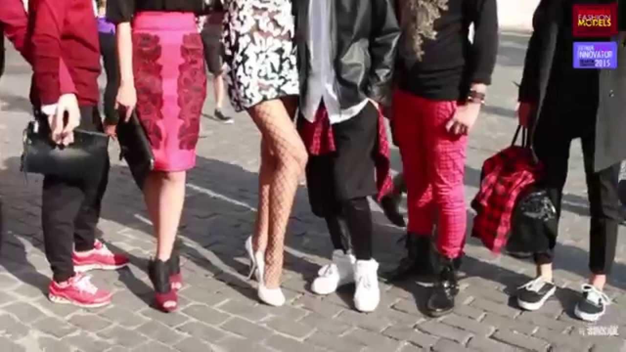 Уличная мода (лучшие моменты)