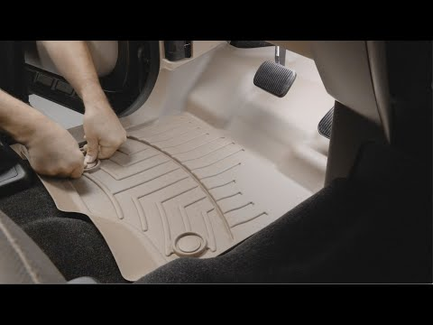 WeatherTech FloorLiner Installation Video