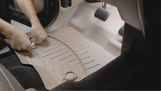 WeatherTech® FloorLiner™: Installation Video