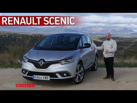 Renault Scenic dCi 150   Prueba a fondo   Review en español   4K - Clicacoches.com