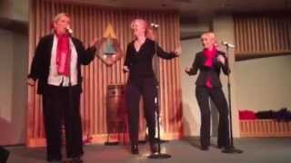 "Dynamite Divas ""Boogie Woogie Bugle Boy"" Part 1 of 2"