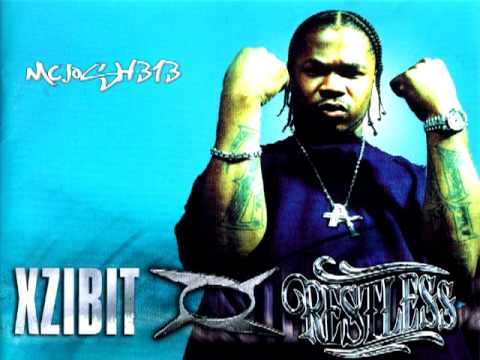 Xzibit - Been A Long Time Feat Nate Dogg Uncensored HQ