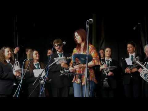 Durham Brass Festival 2011 -  Kathryn Tickell performs at Durham Miners Gala