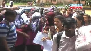 Pre-Election Tension: Bomb Blast in BJB College