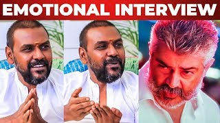 Raghava Lawrence Emotional Interview