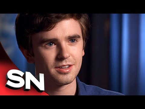 The Good Doctor  Freddie Highmore's brilliant career  Sunday Night