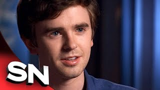 The Good Doctor | Freddie Highmore's brilliant career | Sunday Night