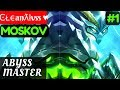 Video Abyss Master           an    vss     Moskov Gameplay and Build  1 Mobile Legends 3GP MP4 HD