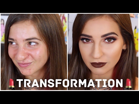 Thumbnail: GLAM MAKEUP TRANSFORMATION ON THE GABBIE SHOW! | Manny MUA