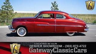 1950 Mercury Club Coupe Now Featured In Our Denver Showroom #326-DEN