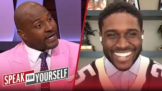 Reggie Bush on Arians' comments, Brady's a vet & should play like one | NFL | SPEAK FOR YOURSELF
