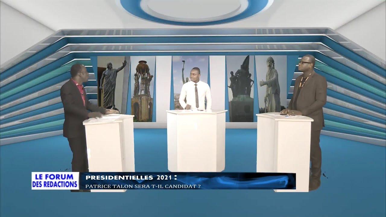 Présidentielles de 2021 : Patrice TALON sera-t-il candidat ?