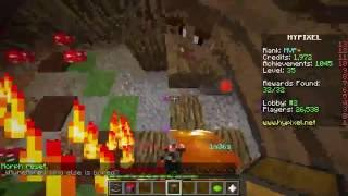 How To Get To The Delivery Man's Hideout | Hypixel Minecraft (OUTDATED)