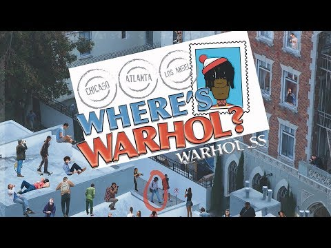 WARHOL.SS - ShellShock (Where's Warhol?)
