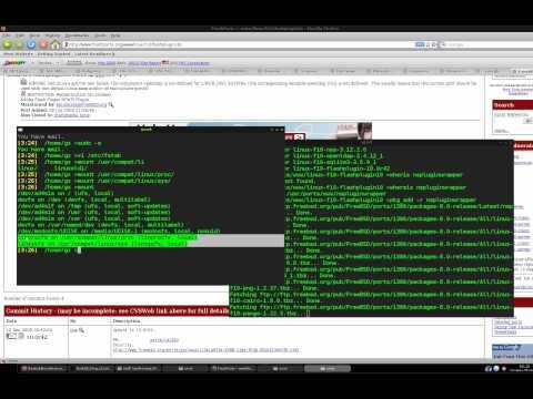 Adobe Flash 10 (firefox35 and opera) on FreeBSD 8