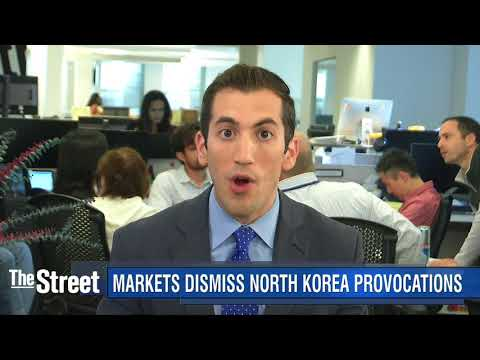 Forget North Korea, One Strategist Is Worried About U.S. Stock Market Valuations