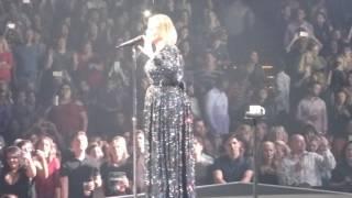 Adele - Rumour Has It LIVE Austin Tx. 11/4/16