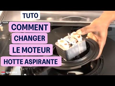 Remplacer Le Moteur De Votre Hotte De Cuisine  Youtube