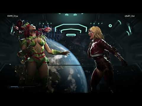 oNe87 Zed  vs EMPR Chap Injustice 2 cR Weekly 11 10 17