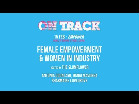 On Track Festival - Female Empowerment & Women In Industry